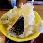 大磯大衆食堂 えびや - 天ぷら2019.05.14