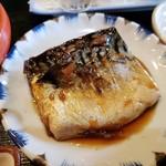 大磯大衆食堂 えびや - 鯖みりん焼き2019.05.14