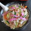 西海亭 - 料理写真:長崎チャンポン