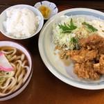 さぬきうどん招福 - 料理写真: