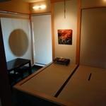 10799510 - 綺麗な茶室かな