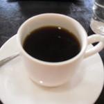 サンタ - ドリンク写真:コーヒー 380円