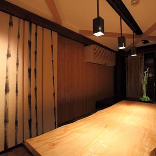 【大人呑み会に最適!】2~40名様の個室が多数