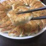 満腹 - 円盤餃子
