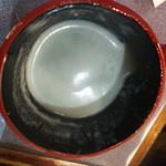 そば工房 清水庵 - 料理写真:蕎麦湯♪