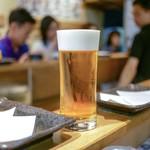 天ぷらとワイン 小島 - ☆生ビール 490円