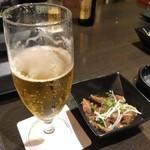 楽蔵 - ビールとおとーし