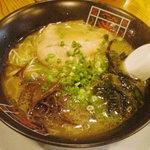 Bakubaku - 麦麦 あっさりとんこつらーめん670円