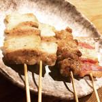 108000920 - イベリコ豚の串焼き