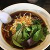 麺屋KENJU - 料理写真:醤油らーめん