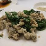 ShinYeh - ・牡蠣の揚げ物