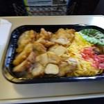 弁当のさんくす - 料理写真:とりっこ弁当390円