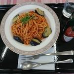 花の食品館 - トマトソーススパゲティ