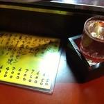 俵ちゃん - 日本酒熱燗♪
