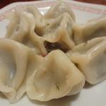 中国家常菜 胡同101 - 回香菜水餃子¥400