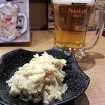 かんしゃ(下館ラーメンつくば軒 - 人気5位のポテトサラダ