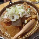 牛タンいろ葉 - いろ葉の煮込み499円