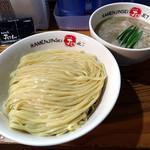 ラーメン人生JET600 - 料理写真:しお鶏煮込みつけ麺