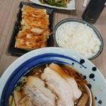 中華食堂満福 - おツレも満足✳