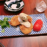 日本酒chintara 燻ト肉 -