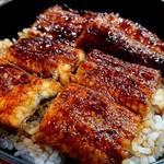 しまや - 料理写真:鰻丼