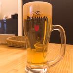 WORLD DINING - 生ビール