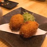 WORLD DINING - 蟹クリームコロッケ