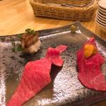WORLD DINING - 肉寿司
