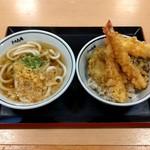 108022955 - 天丼セット(770円)