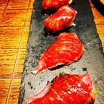 108026220 - 肉寿司