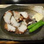 108029559 - 関門海峡たこバター鉄板