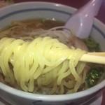 中国料理 青山 - たまご麺っぽい感じ