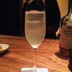 Bar 奥 - フレンチ75