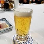 やまいち - 瓶ビールで乾杯♪