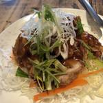 香港仔 竜沙 - 油淋鶏