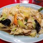 珉楽 - 野菜炒め