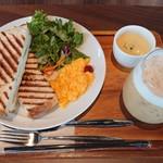 cafe405 - 料理写真: