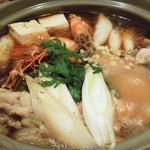 ASOBI割烹 華柳 - 源平鍋