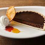 チョコレートムース グラッサージュ