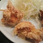 南蛮食堂 - 鶏からアップ
