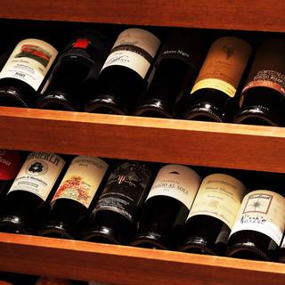 厳選の自然派ワインと料理のマリアージュ