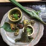 Shizemboutanaka - 前菜