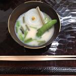 Shizemboutanaka - 白味噌汁