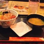 目利きの銀次 - ☆漬けマグロ丼☆