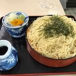 川柳 - ざる中華600円