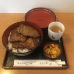 ヨーロッパ軒 - 料理写真:カツ丼