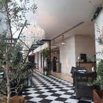 The 33 Tea&Bar Terrace - 内観3