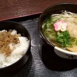 大津サービスエリア 上り線 フードコート - 料理写真: