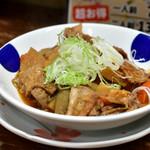 酒蔵 神田っ子 - モツ煮込み@518円