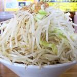 立川マシマシ - 料理写真:中ラーメン+野菜マシ